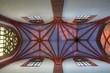 Sklepienie Gotyckiego Koscioła