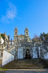 "Portuguese sanctuary ""Bom Jesus do Monte"""