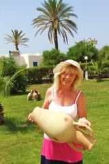 Trockenheit im Palmengarten
