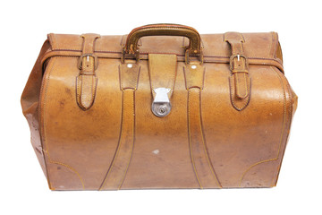 Old-Fashioned Hand Luggage