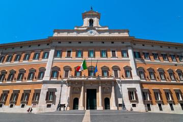 Palazzo di Montecitorio a Roma