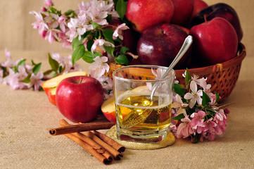 Sparkling apple cidre
