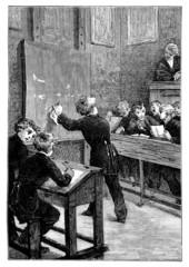 School - 19th century