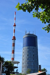Turm auf dem Großen Inselsberg