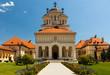 Coronation Cathedral in Alba Iulia, Romania