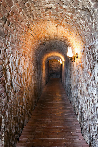 Old tunnel - 43812877