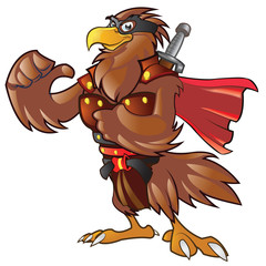 Hawk Warrior