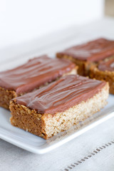 Butterfinger Oatmeal Bar in parallel