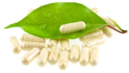 médecine douce, traitement par les plantes