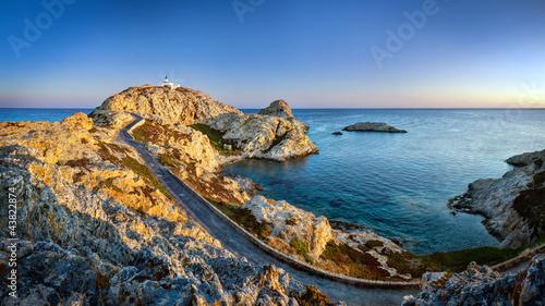 Aube à l'Île-Rousse - Haute-Corse