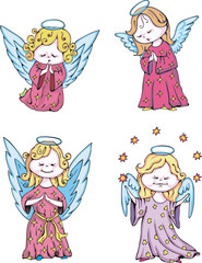 Kids angels