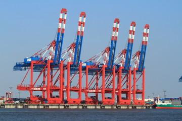 Hafenanlagen Bremerhaven