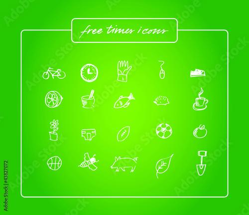 Free times Icons