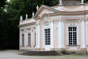 Amalienburg, Nymphenburg Palace, Munich