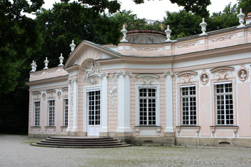 Amalienburg, Nymphenburg Palace, Munich