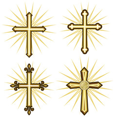 Golden cross collection