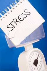balance measuring stress load