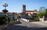 Devil bridge, Cividale del Friuli poster