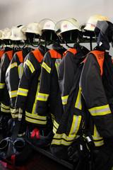 Feuerwehruniform