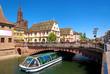 Bateau mouche à Strasbourg - 43833281