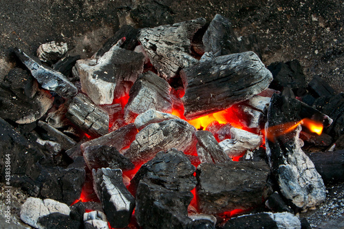 Barbecue Coals - 3