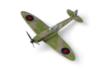 Toy plane, Spitfire