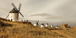 spanish windmills - Consuegra
