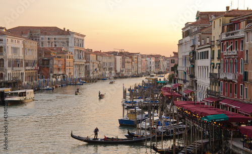 Grand Canal, Venice © cescassawin