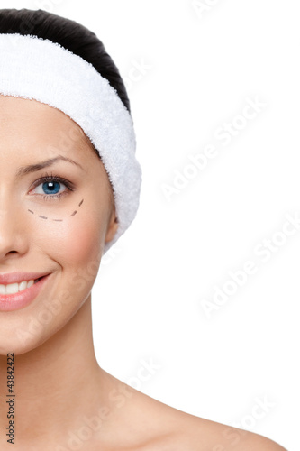 poster of Woman wants to make a facelift