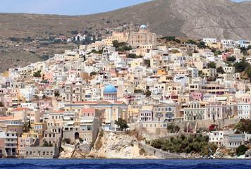 Ermoupolis, Syros, Kykladen, Griechenland