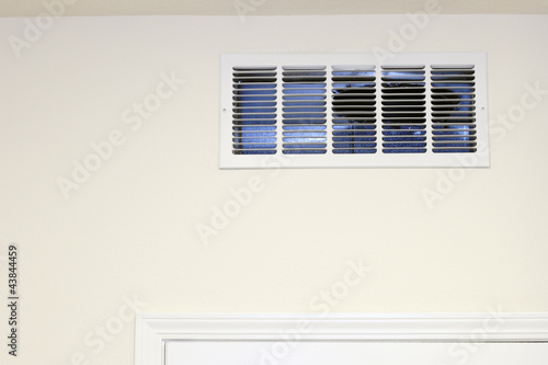 Wall Air Intake Vent