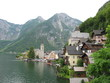 Views of waterfront of  Hallstatt