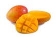 アップルマンゴーの写真素材