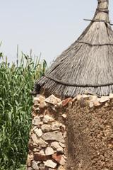 Dogon Village, Bandiagara,  Mali, Africa