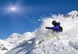 Fototapeten,skier,skilaufen,skiläufer,abs