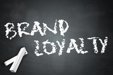 "Blackboard ""Brand Loyalty"""