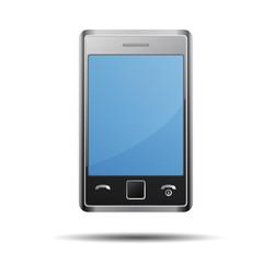 Icono smart phone 3D