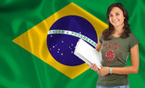 Fototapety Learn Brazilian