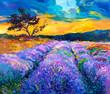 Leinwandbild Motiv Landscape
