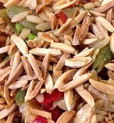 Almonds Salad