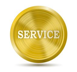 Auszeichnung Service Gold