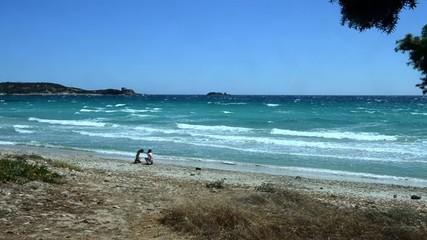 Spiaggia Mediterraneo
