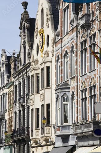 Mechelen Houses, Belgium