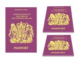 Great Britain passport