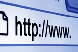 http www browser bar, Internet address