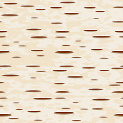 birch bark seamless pattern