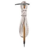 Eispickel mit Seil