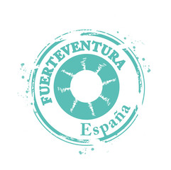 timbre Fuerteventura