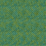 Faded Polka Dots on Mottled Green