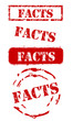 Facts Stamp Set